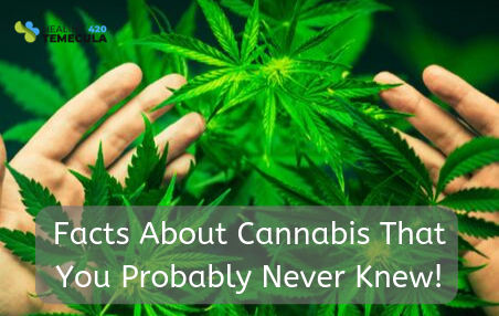 Fact about cannabis