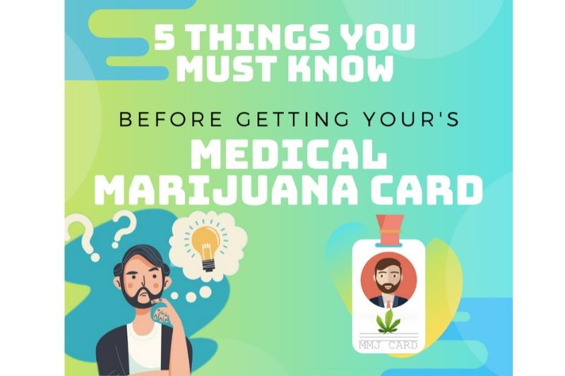 5 Things You Must Know Before Getting Medical Marijuana Card