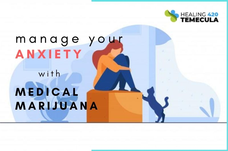 Medical Marijuana For Anxiety – How Does it Work?