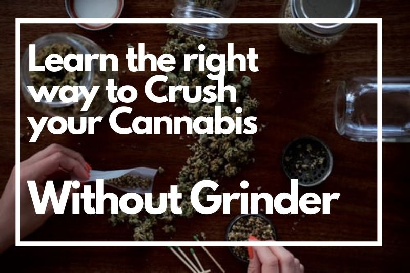Learn the right way to Crush your Cannabis