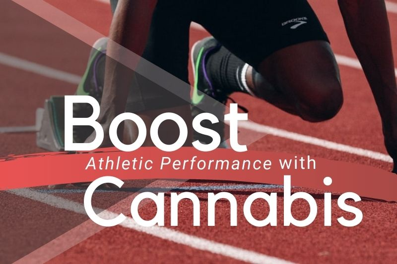 Ways in Which Cannabis Can Help Athletic Performance